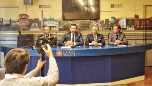 La conferenza stampa di presentazione delle nuove misure