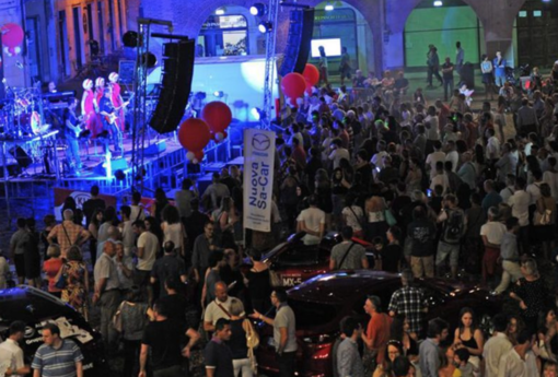 Ascom White Night: tra shopping e divertimento si vince una crociera