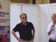 Nomin insieme a Pino Croce, presidente di Artes Liberales