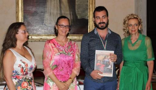 Premio a Sarzana per Matteo Nunner