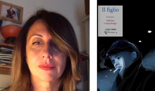 """Sabrina Campolongo e la (bella) copertina de """"Il figlio"""""""