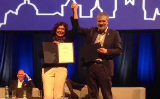 Roberta Petrino premiata dalla Società Europea di Medicina di Emergenza