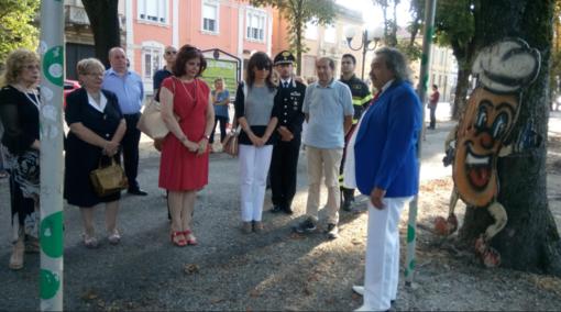 Panissa al via, con un minuto di silenzio per i morti di Genova - FOTO