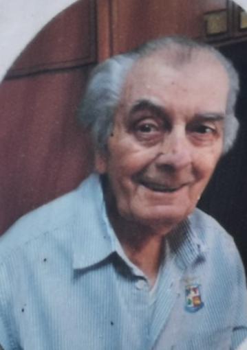 Virgilio Piazza aveva 96 anni