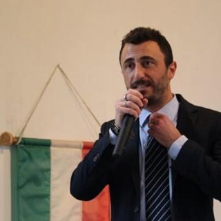 Emanuele Pozzolo, coordinatore provinciale FdI