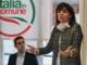 Federico Pizzarotti e Maura Forte