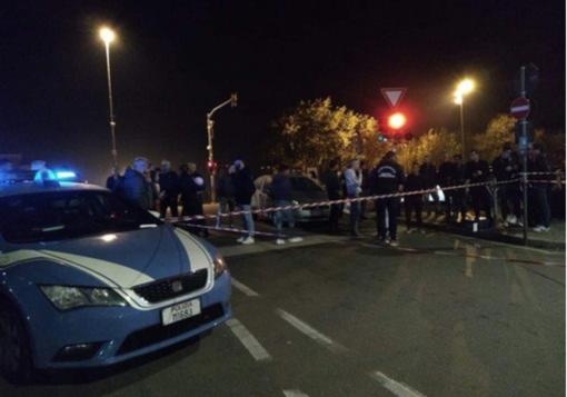 Pavia, lite e sparatoria in pieno centro: fermate due persone