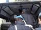 Getta via le stampelle e scappa di corsa dall'ospedale: detenuto catturato dopo una breve fuga