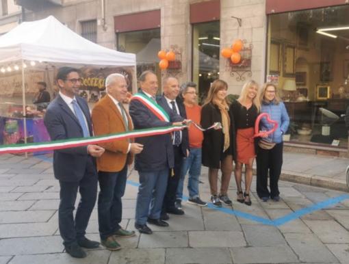 Porta Milano in festa: tra cioccolato, mostre e giochi - FOTO