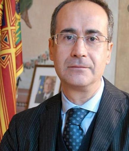 Lucio Parente, nuovo Prefetto di Vercelli