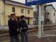 Santhià, latitante arrestato in stazione