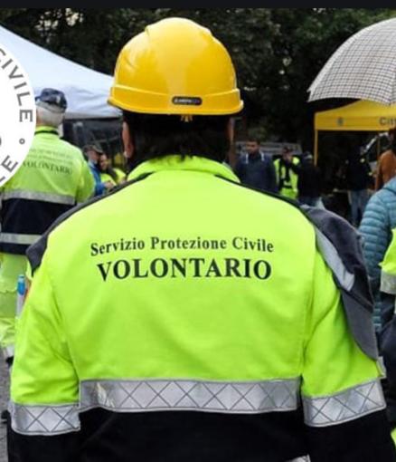 Protezione civile: open day solo in diretta Facebook