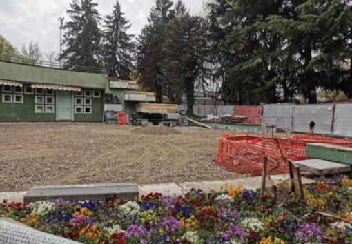 Parco Camana cambia volto