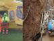 Pray, incidente in cantiere: 40enne colpito da una trivella