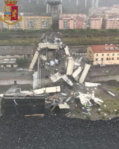 """Vercellese scampato al crollo del ponte: """"Increduli. Siamo vivi per miracolo"""""""