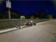 Piatto, investe un capriolo con la moto, grave un uomo di 52 anni