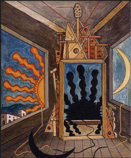 """""""Realismo magico & Metafisica"""": conferenza in Arca"""