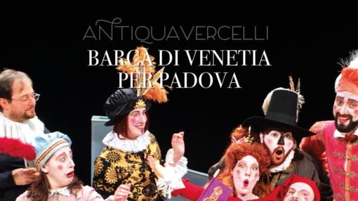 """""""La Barca di Venetia per Padova"""""""