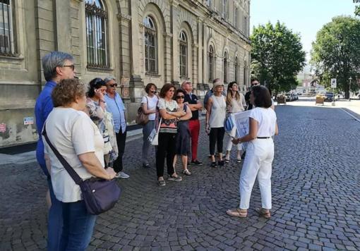 Sant'Andrea, un successo le visite organizzate da La Rete