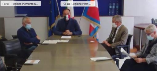 """Cirio: """"Piemonte pronto a riaprire i confini: positivi tutti gli indicatori sanitari"""""""