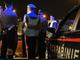 Rissa all'ex Montefibre: 8 denunciati e locale chiuso per 15 giorni