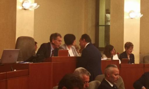 Regione: tre vercellesi al debutto a Palazzo Lascaris - FOTO