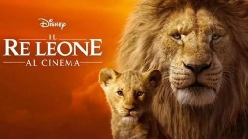 """Cinema per tutti: """"Il Re Leone"""" il 14 novembre"""