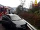 Due feriti nello scontro tra una Punto e un'auto della Stradale