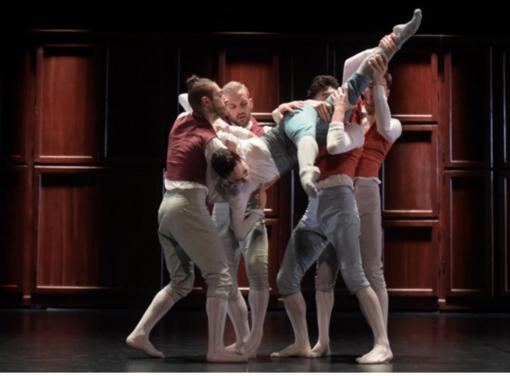 Un balletto sulle note di Rossini