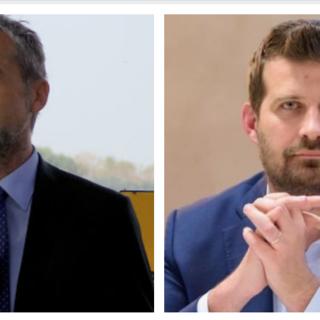 Attacco frontale di Tiramani a Riva Vercellotti: tensione nel centro destra?