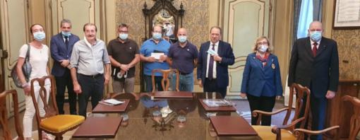 Il Rotary Club per la ripresa del territorio: contributi a 4 artigiani