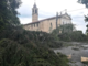 Costanzana, alberi abbattuti e strada interrotta - FOTO