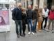 """SiAmo Vercelli attacca: """"Sono irregolari i manifesti elettorali nei negozi sfitti"""""""