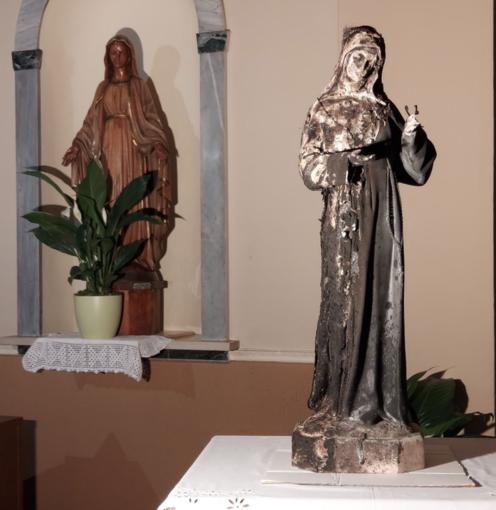 L'Isola si mobilita per restaurare Santa Rita e la sua cappella