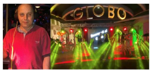 A 57 anni è morto Dj Scivolo, icona della Maxi Discoteca Il Globo