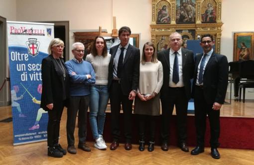 Scherma a Vercelli, quatto appuntamenti di grande prestigio