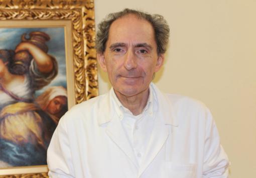 Il dottor Mauro Silvani