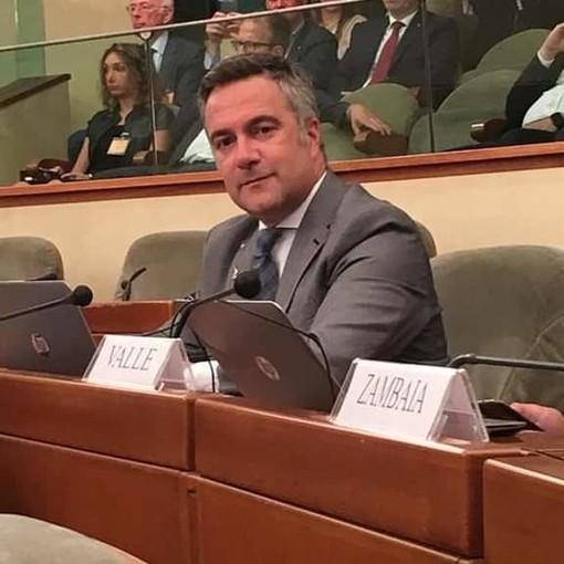Alessandro Stecco, presidente della commissione Sanità della Regione