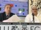 Massimo Secondo e Jose Saggia in conferenza stampa