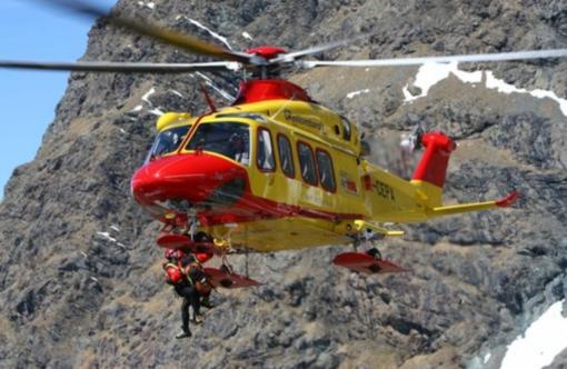 Bloccati tra salti di pietra al Lago della Vecchia, recuperata una coppia di 60enni