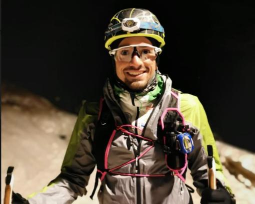 Malessere in quota: caccia al record rinviata per Francesco Surace