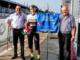 Sul circuito di Monza, l'impresa di Samantha Profumo