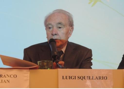 Luigi Squillario aveva 85 anni