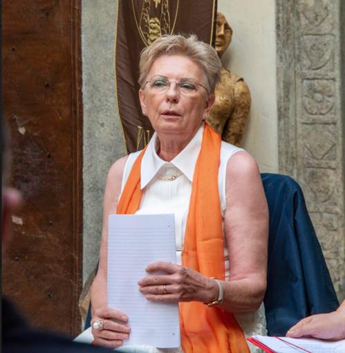 Rosanna Savoldi, presidente Soroptimist