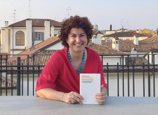 """""""Scrivere per fare business"""": Michela Trada presenta il suo libro"""