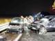 Trecate, maxi incidente: 8 feriti in ospedale