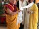 Matrimonio tibetano al Monastero Buddhista di Graglia