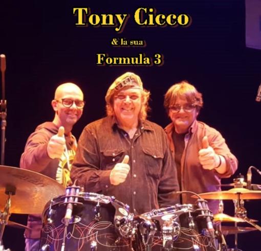 Tony Cicco e la Formula 3