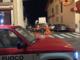 Sfiamma un cavo della rete elettrica: black out e principio di incendio a Trino - VIDEO