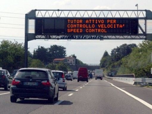 Autostrade per l'Italia può riaccendere i Tutor